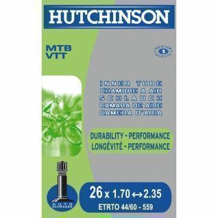 Tubo interior Hutchinson standard valve 27,5x1,70-2,35 48mm