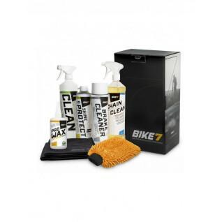 Pack de mantenimiento de cera Bike7