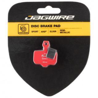 Pastilla de freno Jagwire Sport Semi-Metallic Disc Brake Pad Hayes Prime
