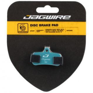 Pastilla de freno Jagwire Sport Organic Disc Brake Pad SRAM Code