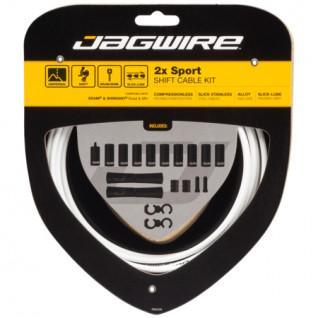 Kit de cambio deportivo Jagwire 2X