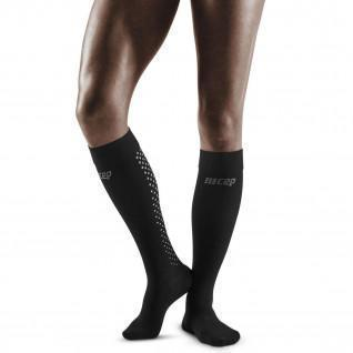 Calcetines de alta compresión para mujer CEP compression 3.0