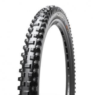 Neumático Maxxis Shorty-27.5x2.50 Plegable WT-3C Maxx Grip-DD / TR